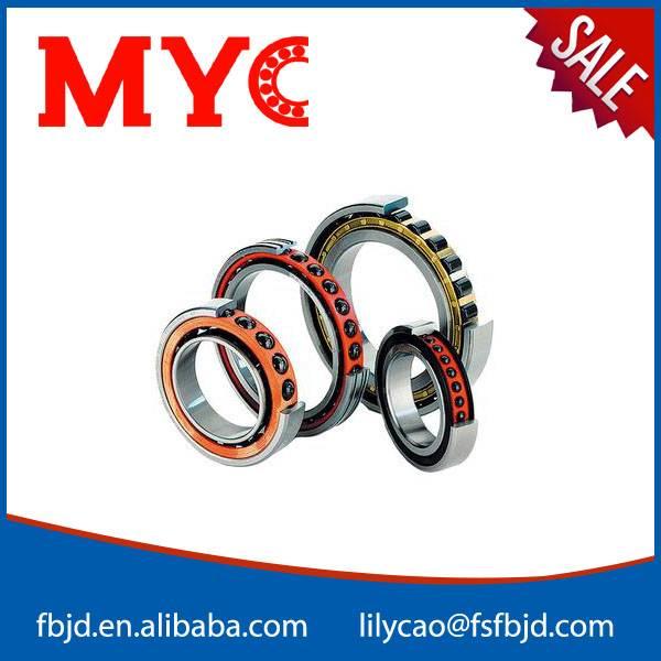 High quality single row angular contact ball bearing