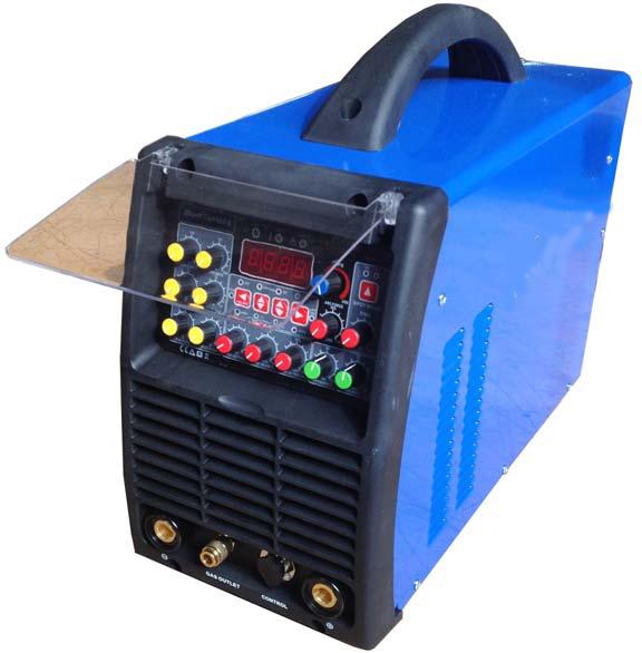 HF Tig Arc Welding Machines SuperTig250EX