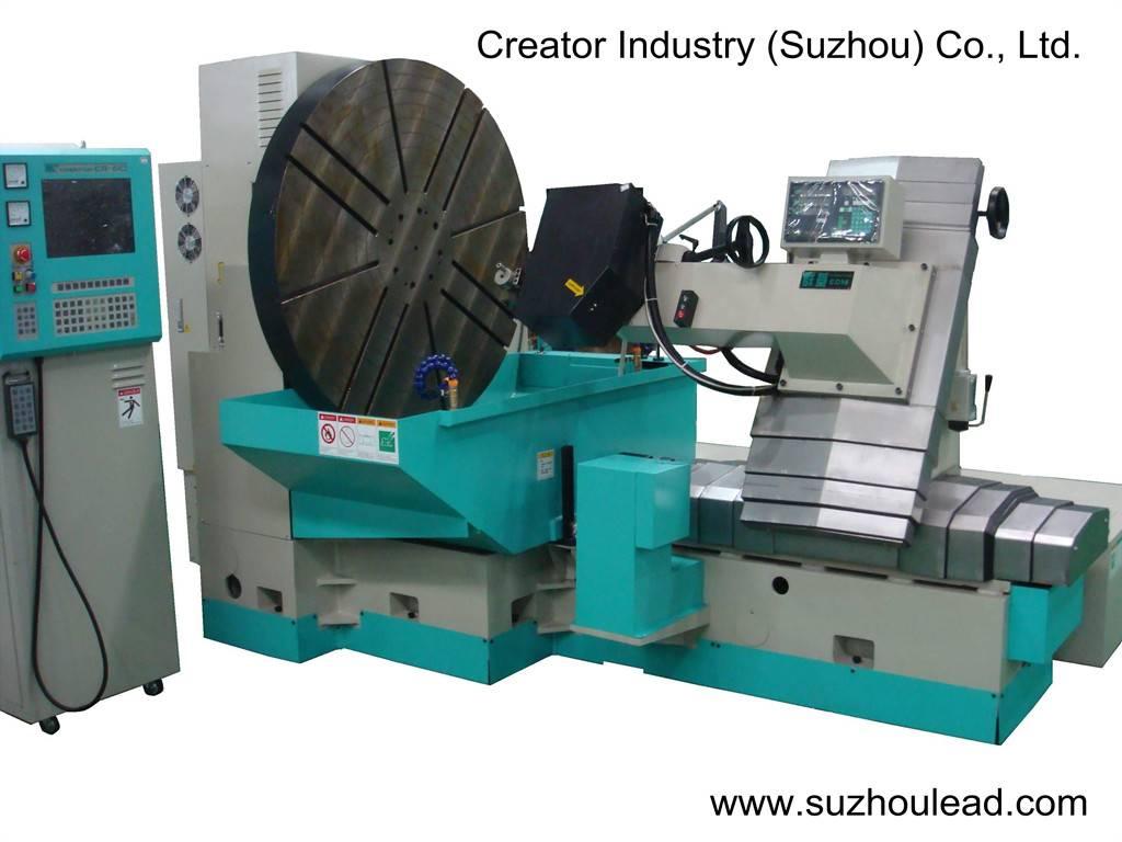 Popular and high precision tire mould EDM machine