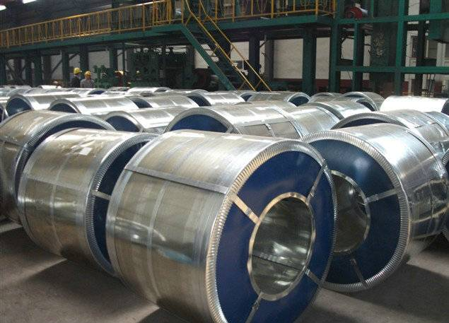 0.13mm~3.0mm hot dip galvanized steel coil