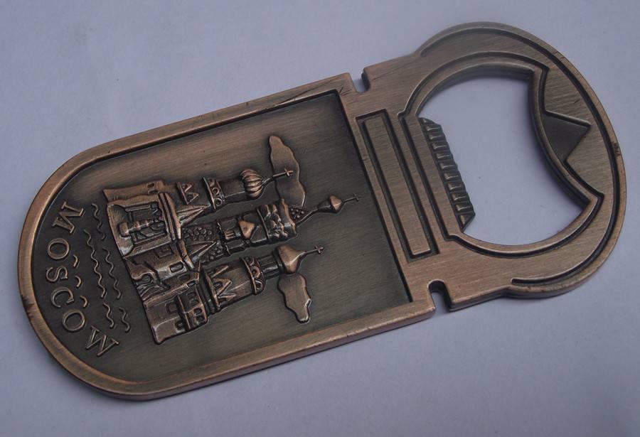 Zinc alloy bottle opener keychain;  beer bottle opener ;Metal bottle opener