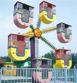 Outdoor Playground New Design Mini Ferries Wheel for Sale