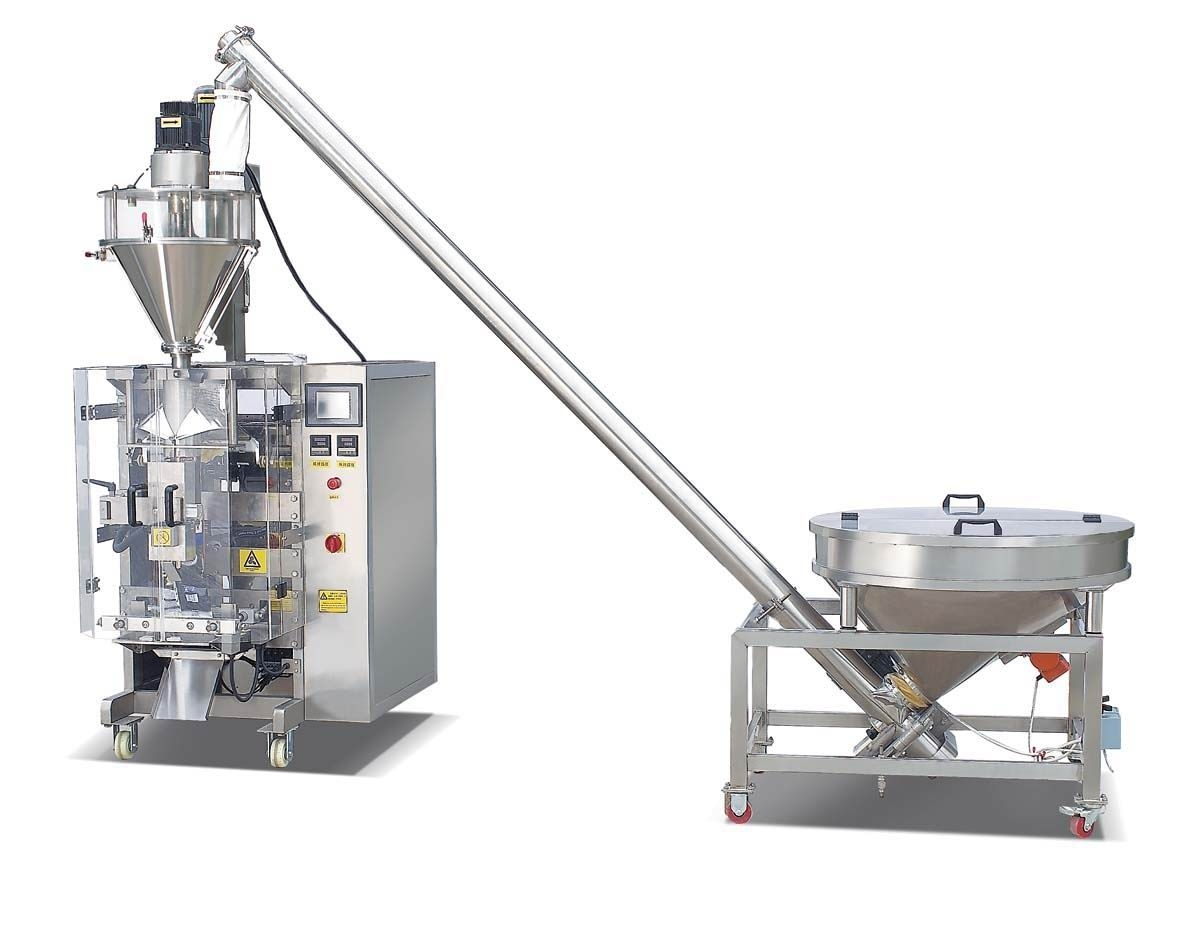 Automatic Powder Packaging Machine (VFSL5000D)