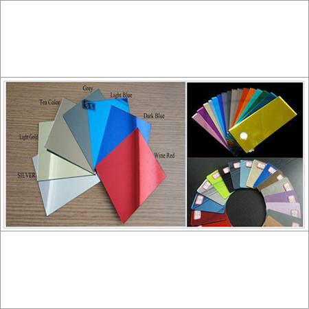 Hard Coated Silver Acrylic Mirror Sheet