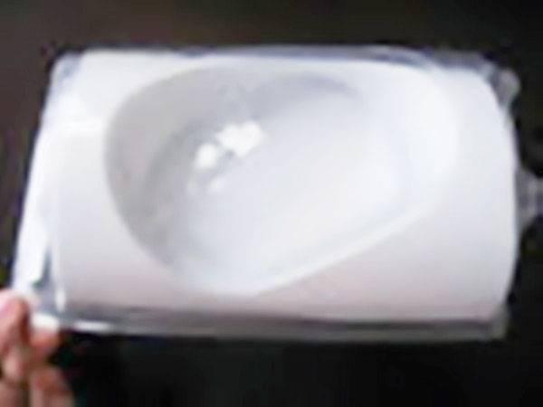 Clear mouse blister pack standard