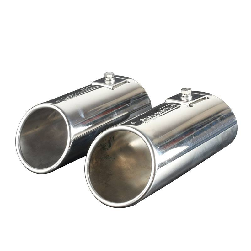 Exhaust Muffler Tail Pipe Tips for Toyota Avanza