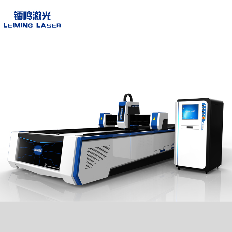 Exchange table automatic feeding fiber laser cutting machine LM3015A3