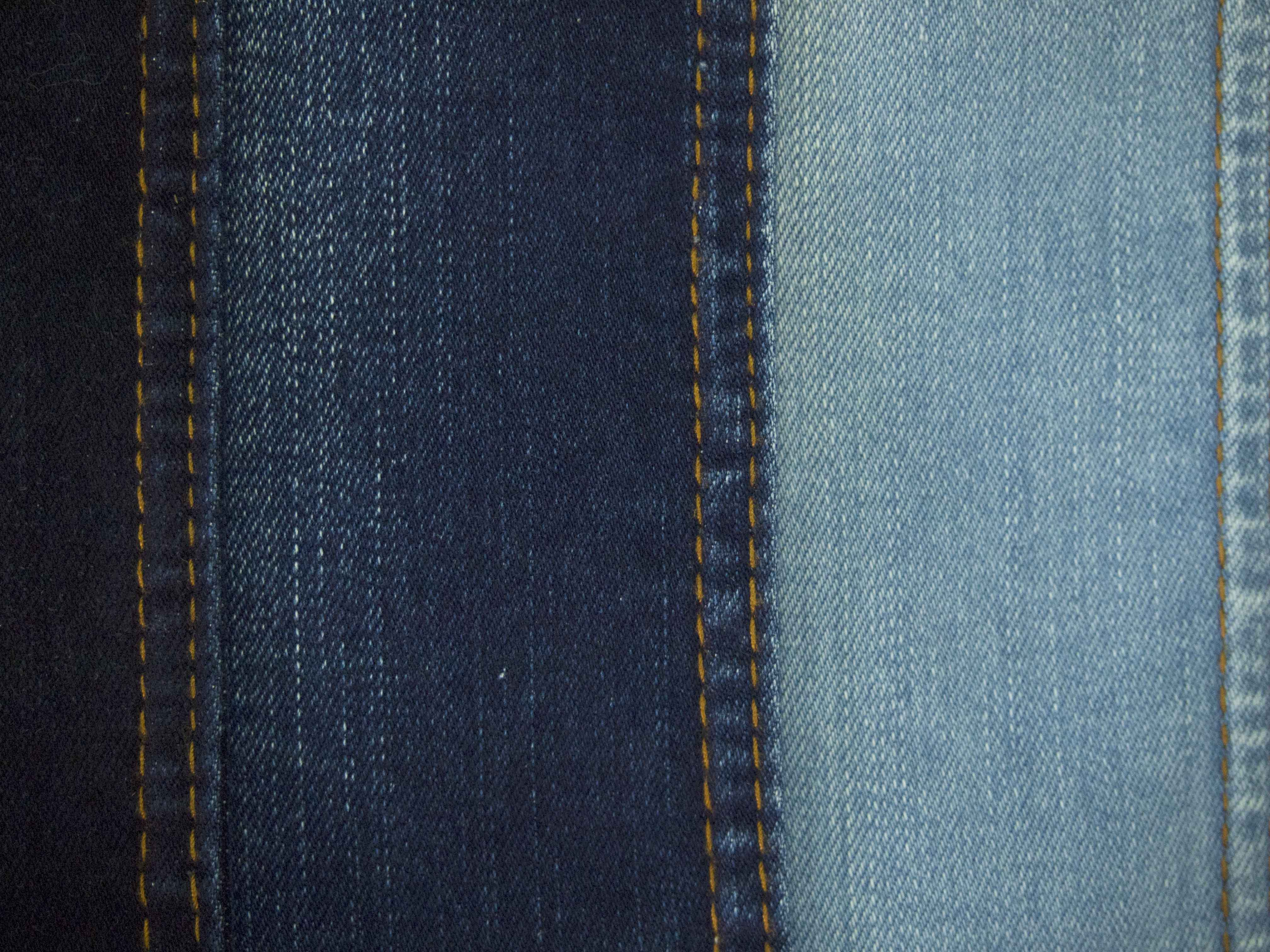 slub cutton denim fabrics YF297-1A