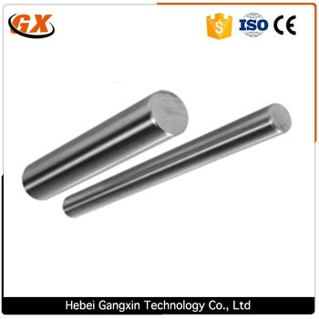 16MnCr5 cold drawn bright steel round bar/polish linear shaft