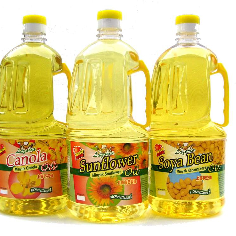 Factory Price Refined Canola Oil /ISO/HALAL/HACCP Approved & Certified
