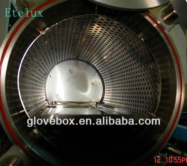Etelux scientific vacuum glove box chamber