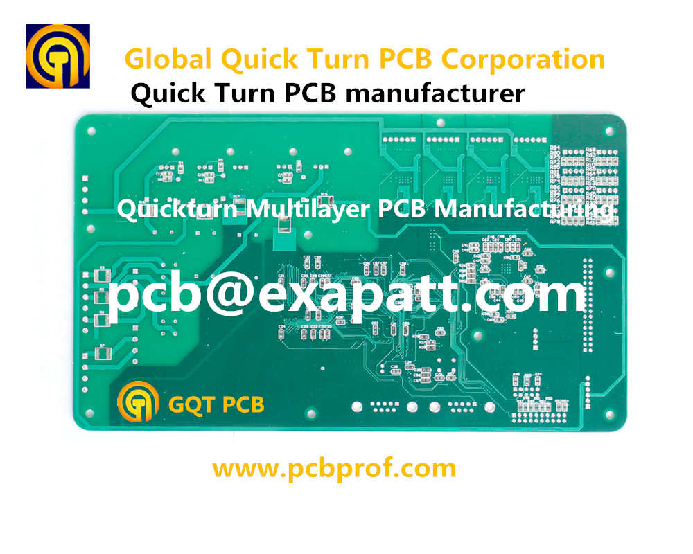 Multilayer quickturn PCB Manufacturing