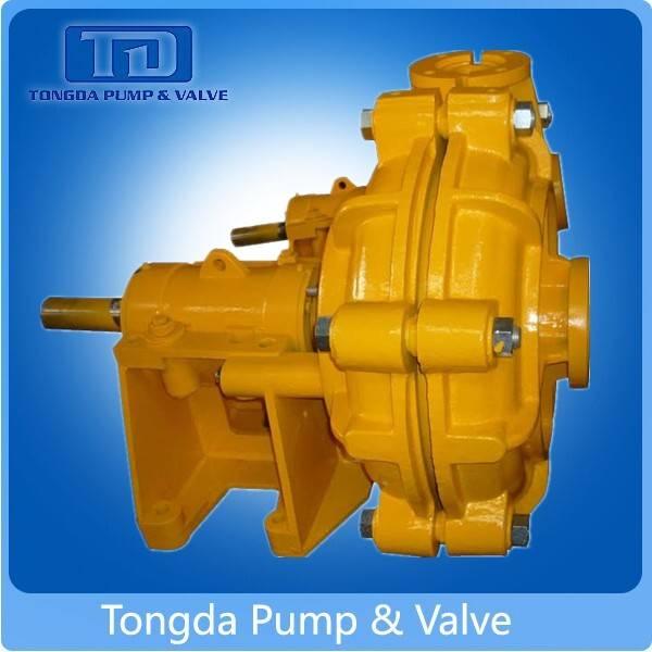 ZGB Heavy Duty Horizontal Centrifugal Slurry Pump