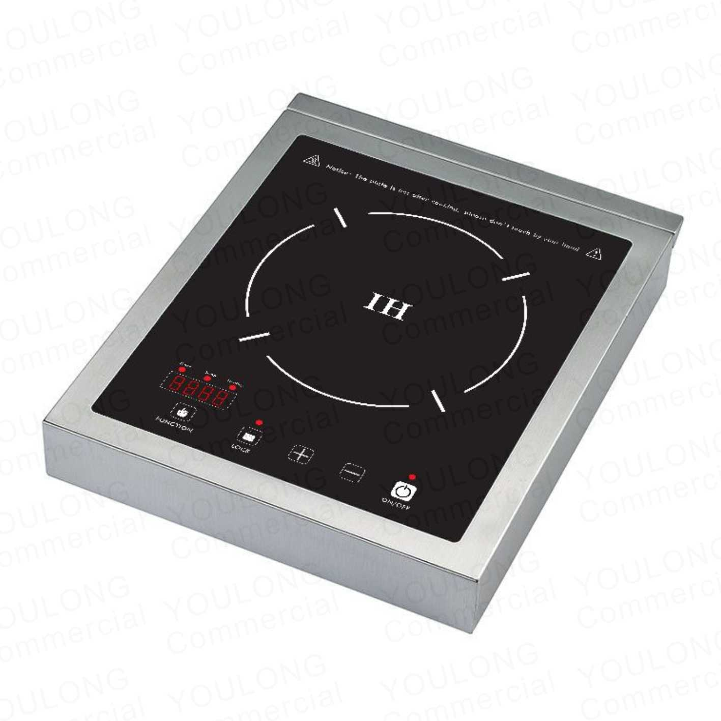 induction cooker C3515-S Touch Control