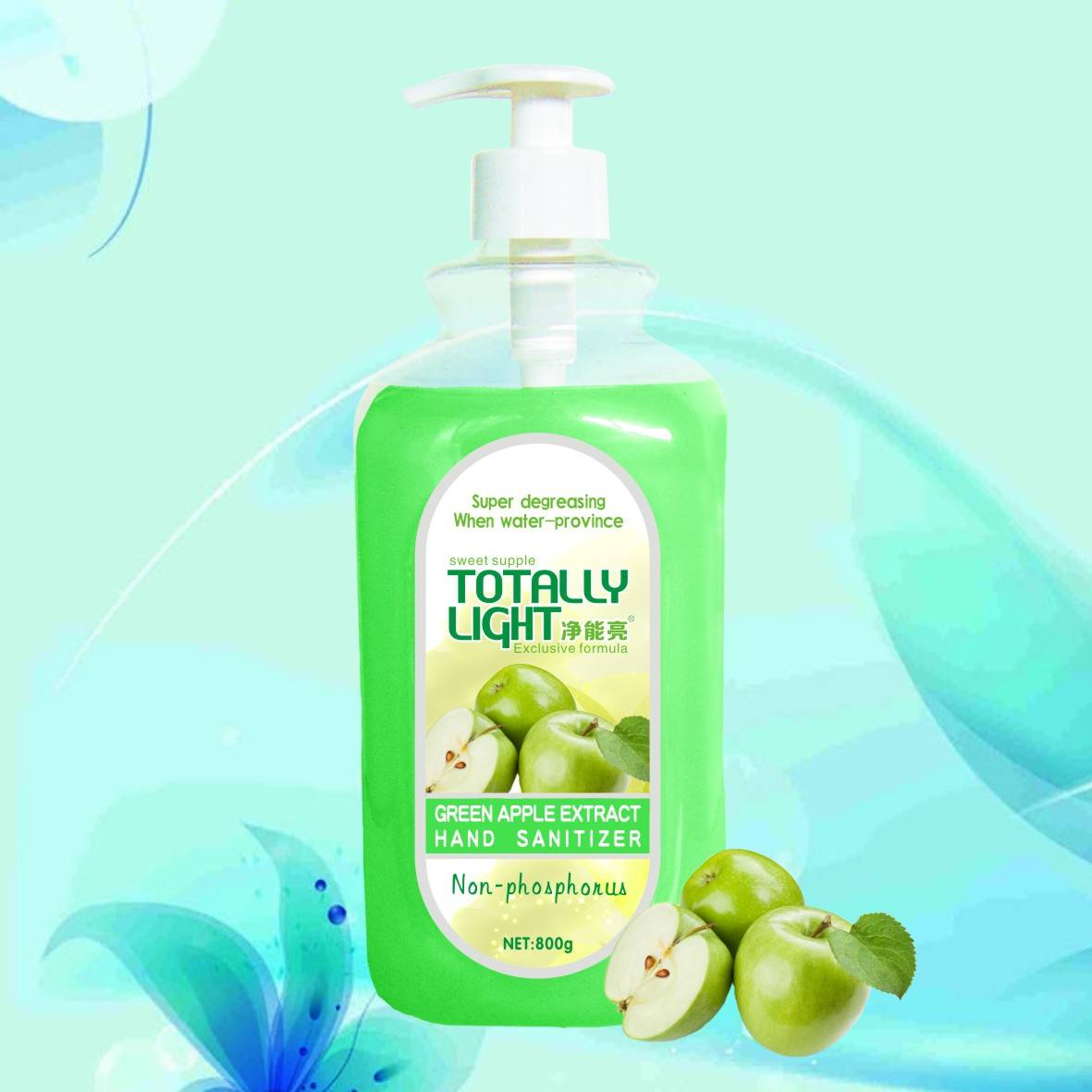 hospital liquid hand soap low foam