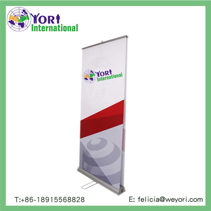 Yori high quality full fan roll up banner stand