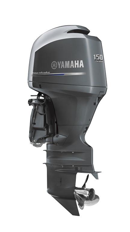 Brand New Yamaha F150 150HP 4 Stroke Outboard Motor