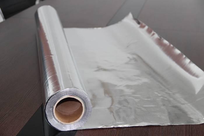 insulation radiant barrier foil heat