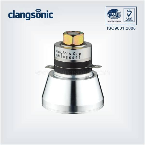 28Khz 50w Underwater Ultrasonic Langevin Transducer/Sensor/Vibrator For Ultrasonic Glasses Cleaner