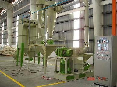 Cocoa coffee potato flour ultra micro super fine Turbine Vortex jet grinder mill
