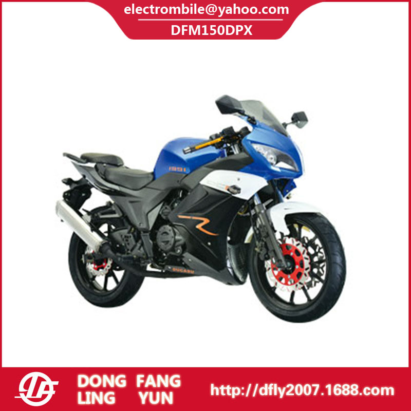 DFM150DPX - Hot selling Racing car gasoline motorcycle good quality motorcycle from China