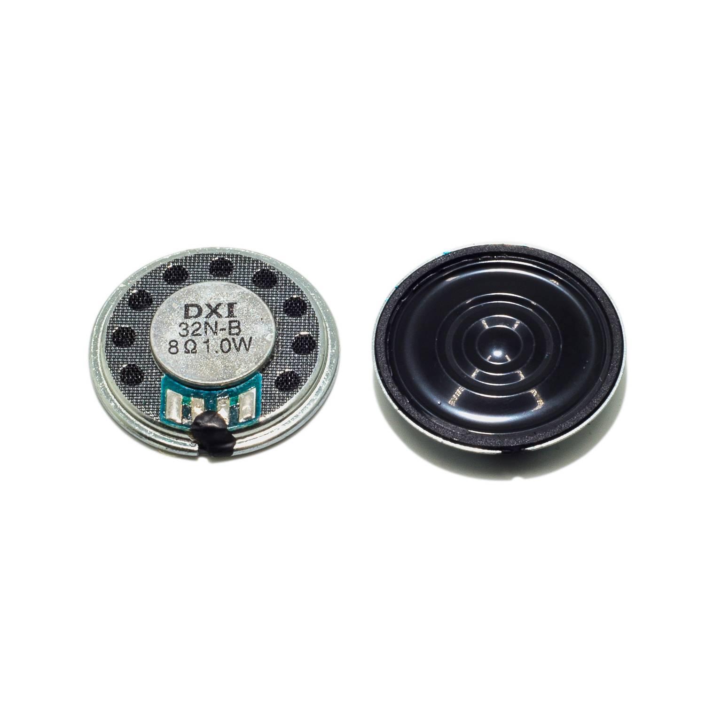 32mm Mylar speaker mobile phone speaker 8ohm 0.5W DXI32N-B