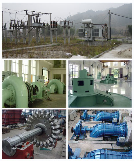 Power Plant/Hydro Turbine