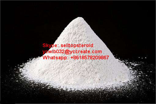 CAS 50 - 41 - 9 Raw Testosterone Powder Clomiphine Citrate For Muscle Building