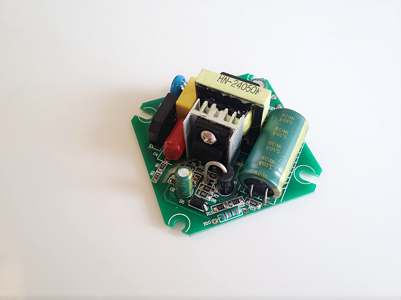 LED drivers for PAR cans AC 180-260V, 30W, DC 45-60V 500mA