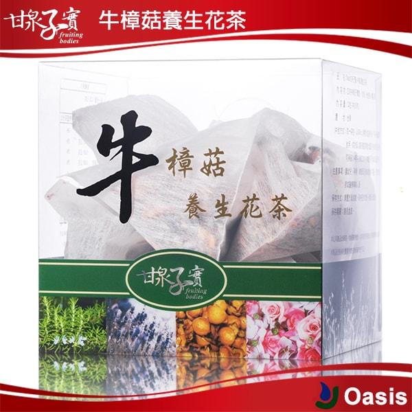 Antrodia Cinnamomea scented tea