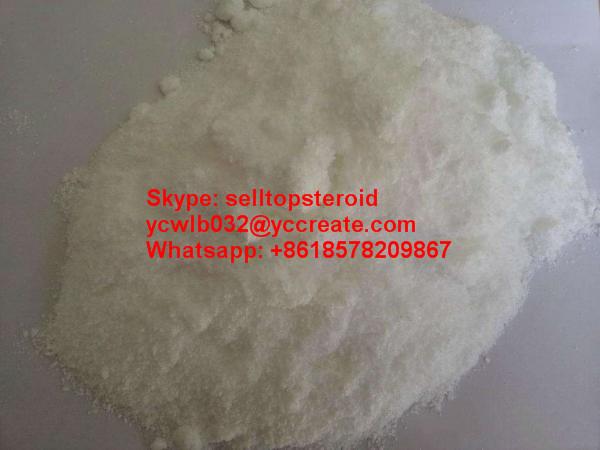 Testosterone Isocaproate white crystalline powder