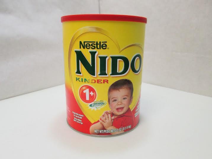 Nestle - NIDO - Milk Powder