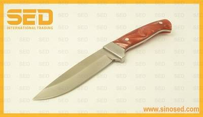 Fixed Blade Knife Outdoor Hiking Camping Knife