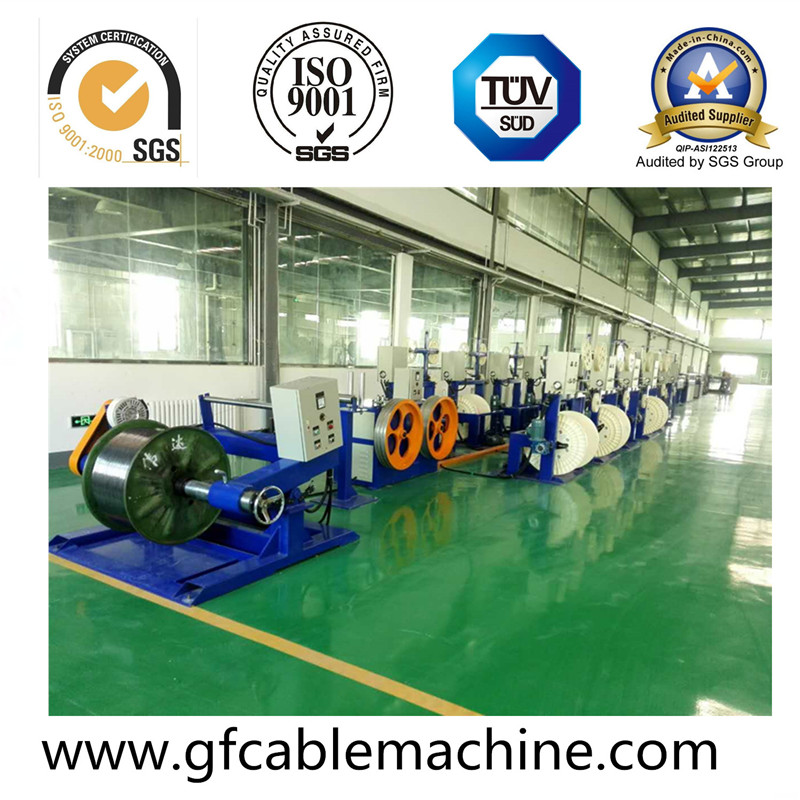 Loose Tube production line Sz Stranding Machine