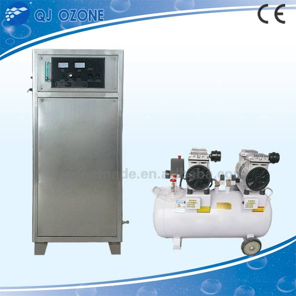 400g/hr  portable  commercial ozone generator for cleaning vegetables
