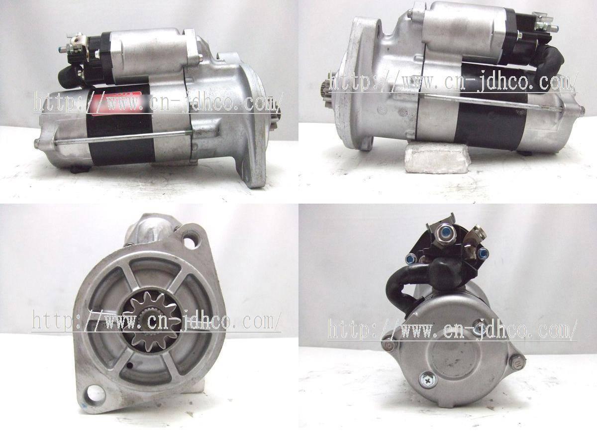 Starter motor  S05C   0365 502 0036  28100-78122   HINO