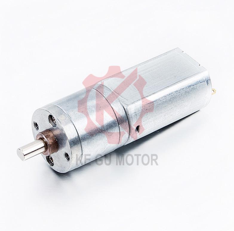 3v 6v 12v 10rpm 30rpm 80rpm 100rpm 20MM mini dc gear motor from Kegu motor