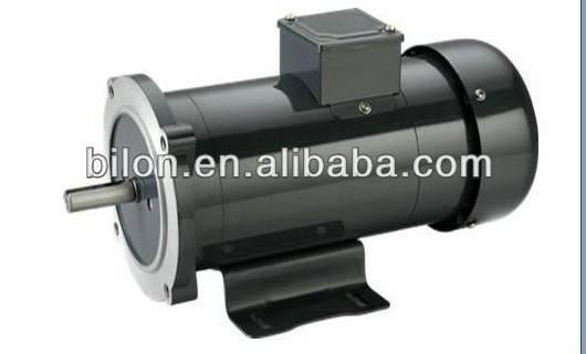 NEMA 56C 12V&24V TEFC Low Noise Motor