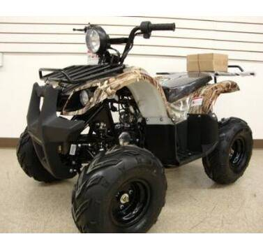 """Paypal Accepted Cheap ATV 110d Fully Automatic ATV 110cc 4 Stroke Engine 16"""" Tires"""