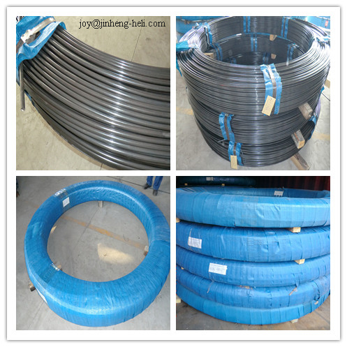 Oil tempered 55CrSi,60Si2Mn,50Cr V SPRING WIRE