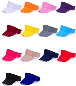 Anycolor Can Be Customized Visors for Travelling