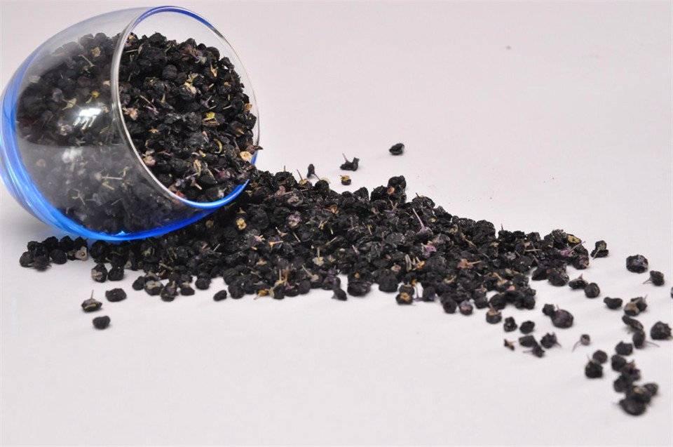 Medlar Ningxia Goji Chinese Black Wolfberry