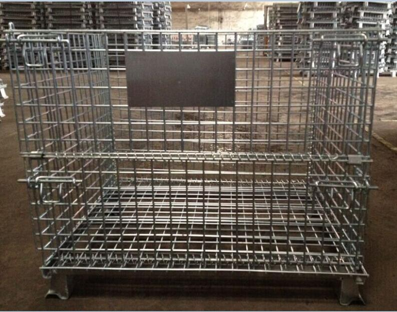 detachable collapsible storage cages from professional factory