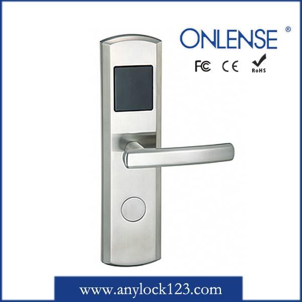 RFID Smart Card Hotel Door Lock in Factory Price