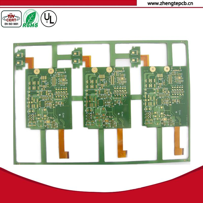 Qualified double sided PCB with lead HASL trade assurance PCB board factory
