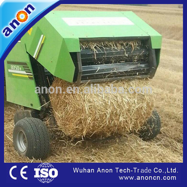 ANON small round hay baler machine