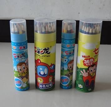 24 colors pencils FC6018