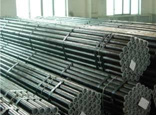 Hot dip galvanized steel pipe @ oil pipe