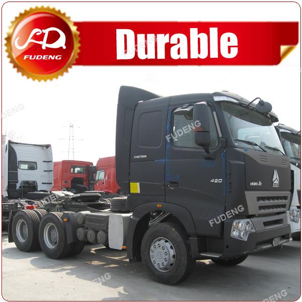 sino howo 10 wheeler 6x4 towing tractor head truck