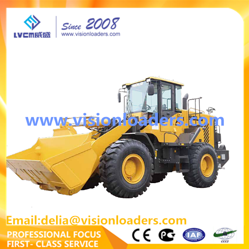 SDLG L948F Wheel loader 4T SDLG China Loaders for sale